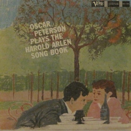 Oscar Peterson - Plays the Harold Arlen Song Book