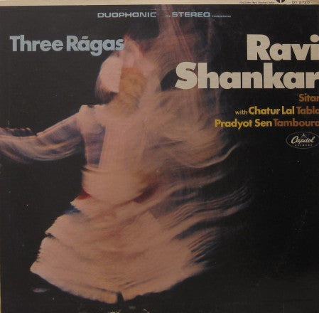 Ravi Shankar - Three Rāgas