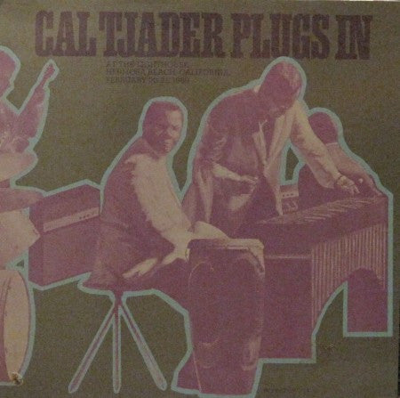 Cal Tjader - Cal Tjader Plugs In