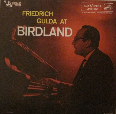Friedrich Gulda - At Birdland