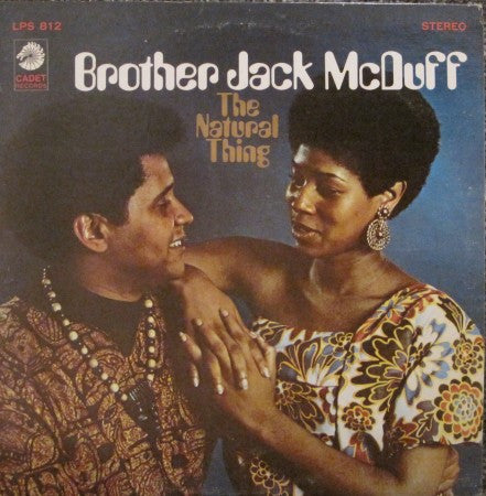 Brother Jack McDuff - Natural Thing