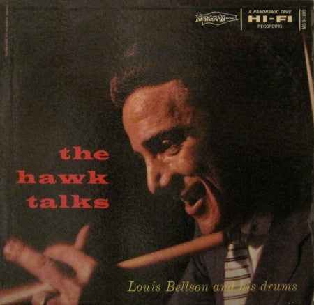 Louis Bellson - The Hawk Talks