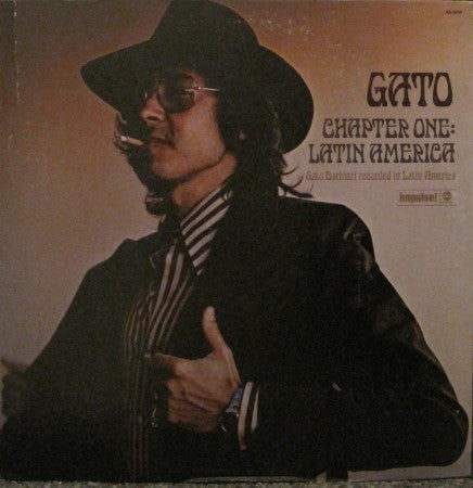 Gato Barbieri - Chapter One