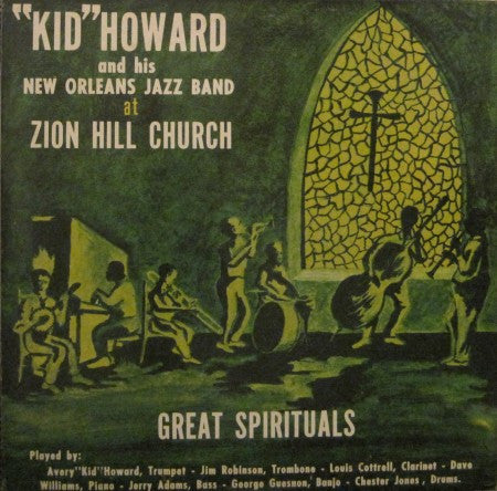 Kid Howard - Zion Hill Church