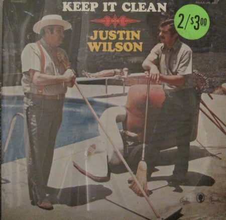 Justin Wilson - Keep it Clean