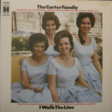 Carter Family - I Walk the Line