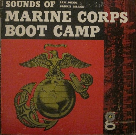 Sounds of Marine Corps Boot Camp