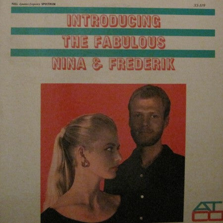 Nina & Frederik - Introducing the Fabulous Nina & Frederik