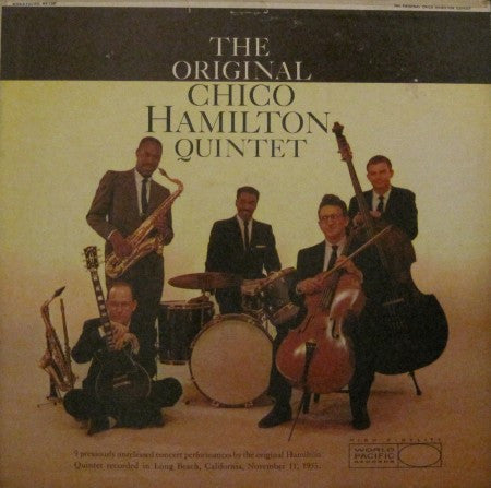 Chico Hamilton - The Original