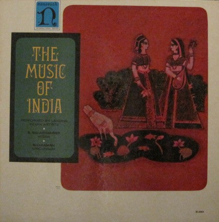 S. Balachander - The Music of India