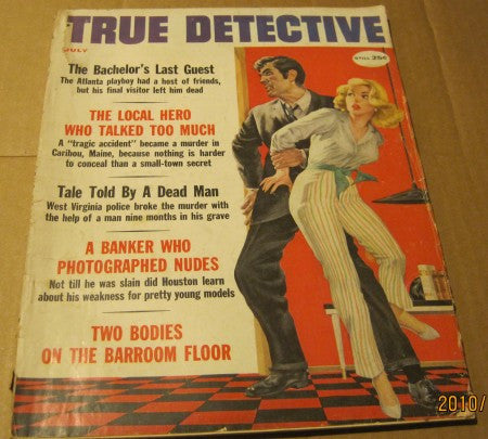 True Detective - July 1960