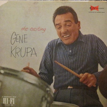 Gene Krupa - The Exciting