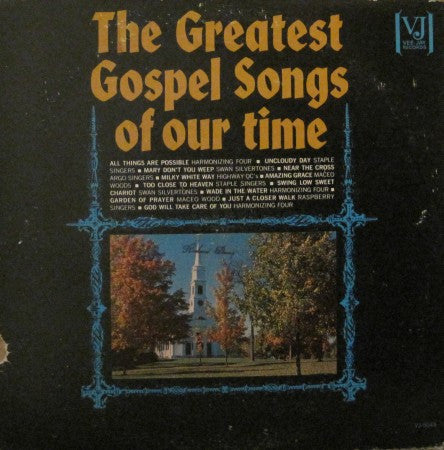 Various - The Greatest Gospel Songs of our Time