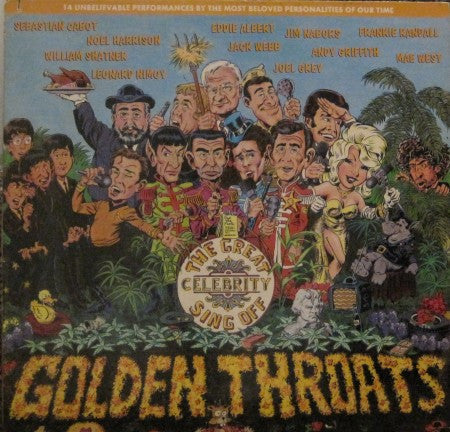 Various - Golden Throats