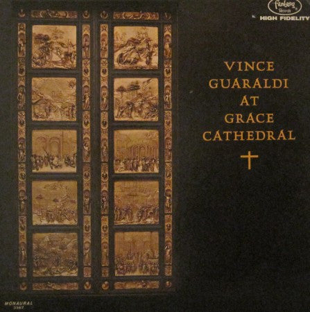 Vince Guaraldi - At Grace Cathedral