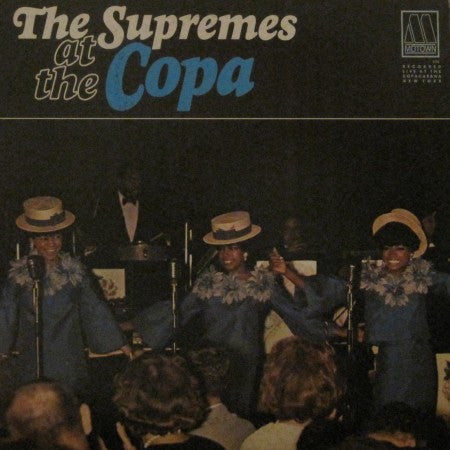 Supremes - At the Copa