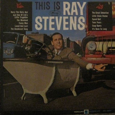 Ray Stevens - This is Ray Stevens