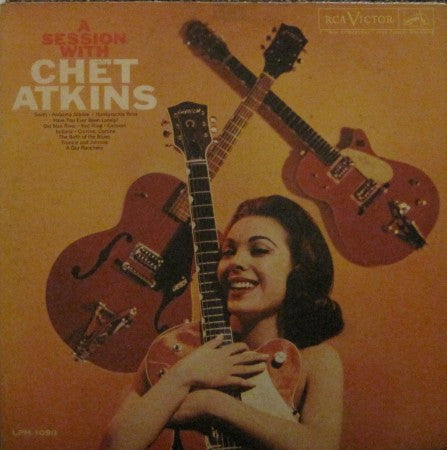 Chet Atkins - A Session with