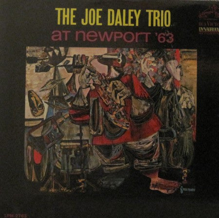 Joe Daley Trio - At Newport '63