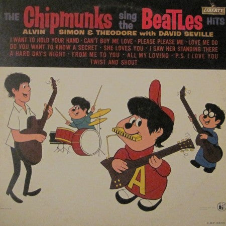 Chipmunks - Sing the Beatles