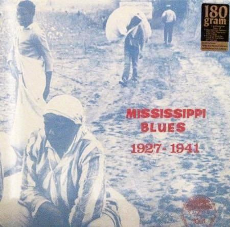 Various - Mississippi Blues 1927-1941 180g COLORED vinyl