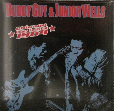 Buddy Guy & Junior Wells - Chicago 1964