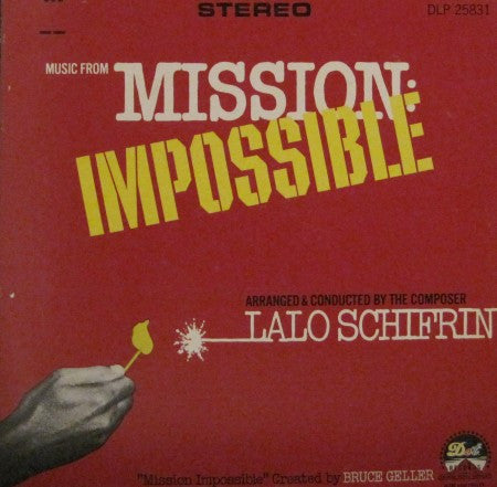 Mission: Impossible - Soundtrack