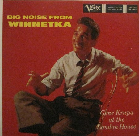 Gene Krupa - Big Noise from Winnetka