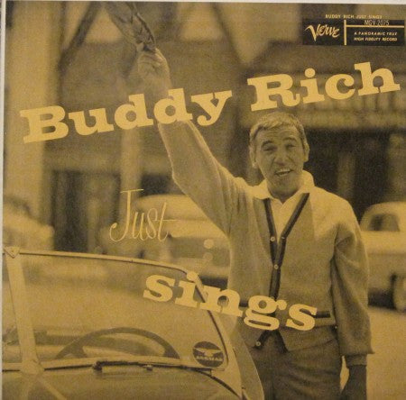 Buddy Rich - Just Sings