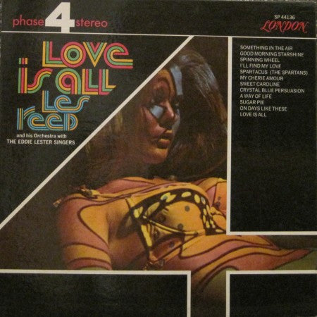Les Reed - Love is All