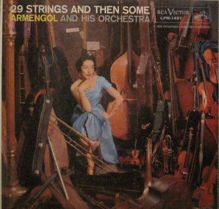 Armengol & His Orchestra - 29 Strings and Then Some