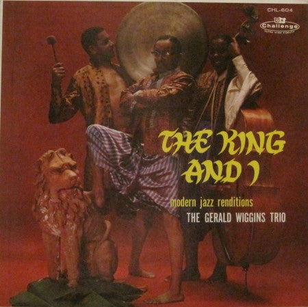Gerald Wiggins Trio - The King and I