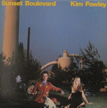 Kim Fowley - Sunset Boulevard