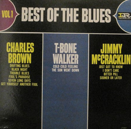 Jimmy McCracklin - Best of the Blues Vol. 1