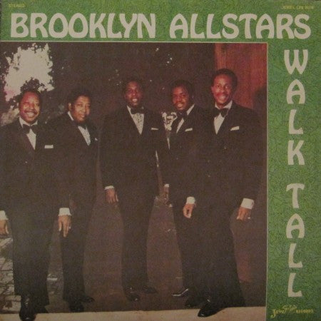 Brooklyn Allstars - Walk Tall