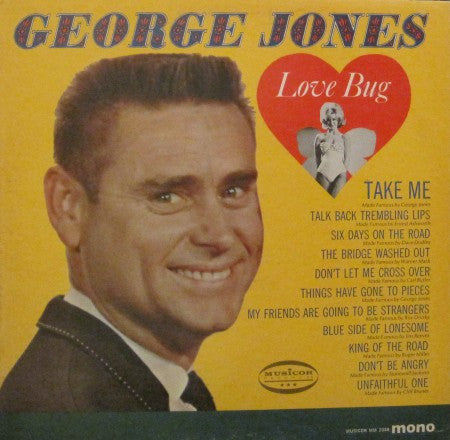 George Jones - Love Bug
