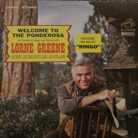 Lorne Greene - Welcome to the Ponderosa