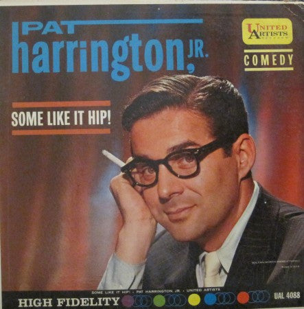 Pat Harrington, Jr. - Some Like it Hip!