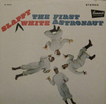 Slappy White - The First White Astronaut