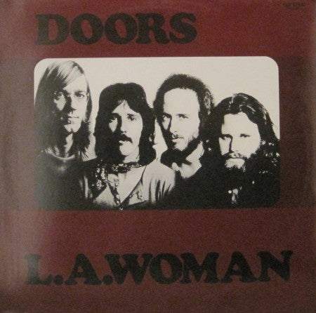 Doors - L.A. Woman (German)