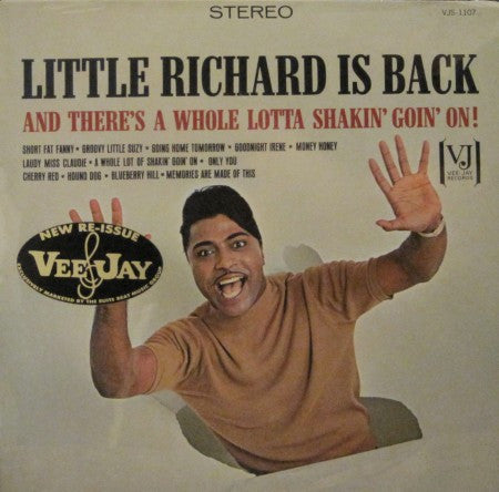 Little Richard - Little Richard is Back