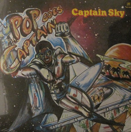 Captain Sky - Pop Goes the Captain
