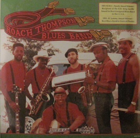 Roach Thompson Blues Band - Self-Titled
