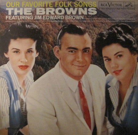 Browns - Our Favorite Folk Songs