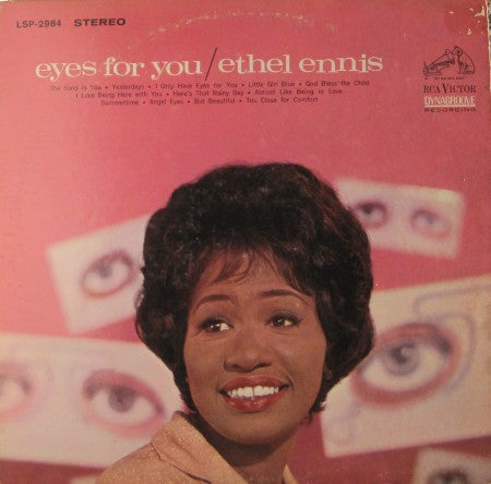 Ethel Ennis - Eyes for You