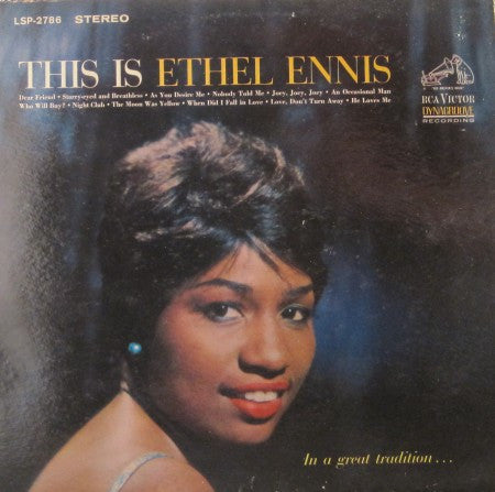 Ethel Ennis - This is