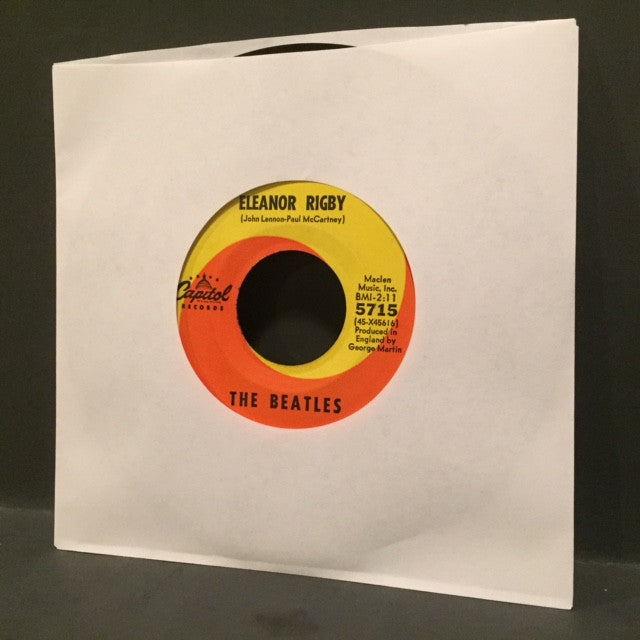 Paper Protective inner Sleeve for 45s- pack of 10