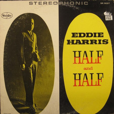 Eddie Harris - Half and Half