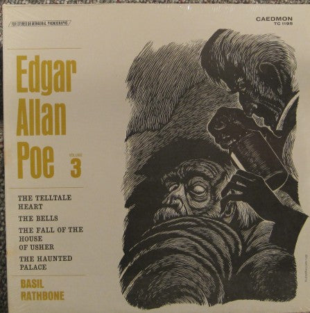Basil Rathbone - Edgar Allan Poe Vol. 3