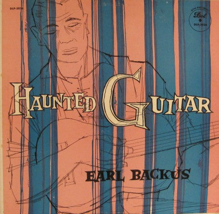 Earl Backus - Haunted Guitar
